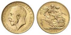 South Africa, 1 £ 1925 S. A., vz    Dealer  Auction house Ulrich Felzmann    Auction  Minimum Bid:  250.00EUR