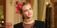 Cara Delevingne to Star in Chanel Gabrielle Bag Campaign - Cara Makes Campaign Modeling Return http://www.elle.com/fashion/news/a41863/cara-delevingne-chanel-gabrielle-ad/