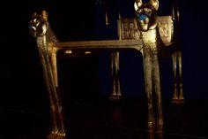Tutankhamon s bed