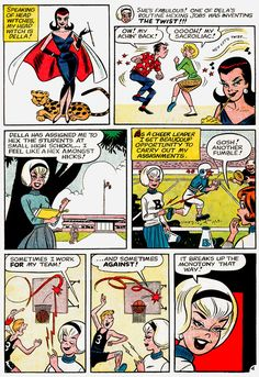 Archie's Madhouse Issue #22 - Read Archie's Madhouse Issue #22 comic online in high quality