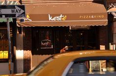 Keste Pizza & Vino: 271 Bleecker Street [West Village]  Regina Margarita is superb.