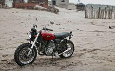 Ducati GT Scrambler by 馬溢成 - 2 Loud #motorcycles #scrambler #motos | caferacerpasion.com