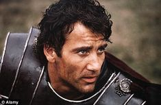 Clive Owen, who played King Arthur in the 2004 film adaptation of the legend Clive Owen, King Arthur, Roi Arthur, Sound Of Music, Sheila, Joel Edgerton, Look Man, Hugh Dancy, Raining Men