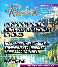 Have you got your copy of #TheRoughneckMag's February edition?? Get the oilfield news with a few good jokes.  #ABOil #Alberta #CDNEnergy #RoughneckLife #YYC #YEG #YMM #Oilfield