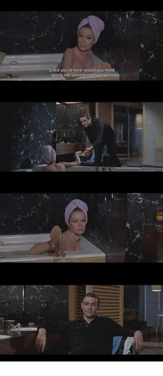 James Bond Sure Does Have a Way With the Ladies. Their Faces Crack Me Up.