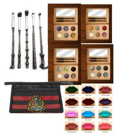 """Makeup- Harry Potter"" by iamzcookie ❤ liked on Polyvore featuring beauty, Torrid and LASplash"