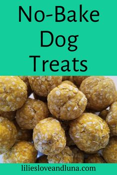Easy, no-bake pumpkin and peanut butter dog treats. dog treats peanut butter Pumpkin and Peanut Butter Dog Treats No Bake Dog Treats, Peanut Butter Dog Treats, Puppy Treats, Diy Dog Treats, Healthy Dog Treats, Soft Dog Treats, Frozen Dog Treats, Dog Cookie Recipe Peanut Butter, Recipe For Doggie Treats