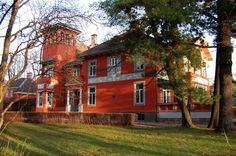 Aschehoug-villaen, Drammensveien 99 B, NO-0273 Oslo