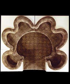 Archizoom Associati, Italy, 1968, #chair #leopard