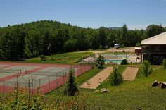 The Bluffs RV Resort in Freedom, New Hampshire... This campground was designed & developed especially for active adults age 50-plus. The RV Park offers a quiet, scenic park located between the Lakes Region and the White Mountains of New Hampshire.