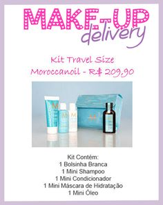 Hair  Kit Moroccanoil