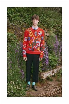Gucci's Newest Menswear Collection Is Absolutely Bonkers in the Best Way