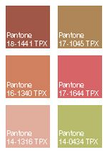 Extracts 2013 Color Trend Palette - from Pantone - Great colors for accessories or creating a romantic bedroom in your new Soundbuilt Homes house!