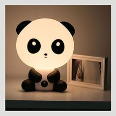 Xoxo Panda night light ✨
