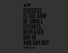 Need to find another pic of this quote: Success is the sum of small efforts repeated day in and day out Fitness Motivation Pictures, Fitness Quotes, Gym Motivation, Training Motivation, Motivational Quotes, Inspirational Quotes, Workout Pictures, Thought Provoking, Inspire Me