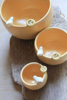 Tasha McKelvey Bird Nest #pottery #ceramics #handmade
