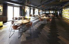 Alancha (Istanbul, Turkey), Europe Restaurant | Restaurant & Bar Design Awards