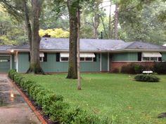 Elvis' 1034 Audubon Drive, Memphis, TN.  Picture taken September 30, 2012.