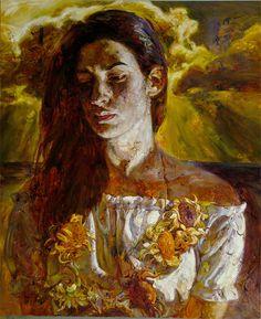 My favorite living painter....Victor Wang!  Odd Nerdrum pulls inn a close 2nd.