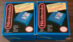 Nintendo NES video game preserver