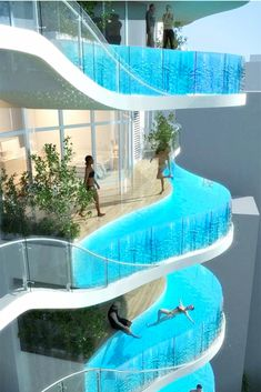 Cools Pools - coolest swimming pools in the world!