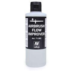 Acrylicos Vallejo Airbrush Flow Improver