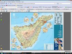 Mapas de Tenerife