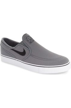 NIKE 'Zoom Stefan Janoski' Slip-On (Men). #nike #shoes #