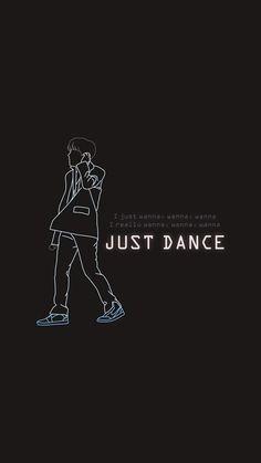 Jung Hoseok- Just Dance BTS wallpaper Hoseok Bts, Bts Bangtan Boy, Jhope, Taehyung, Jimin, Bts Wallpapers, Bts Backgrounds, Bts Wallpaper Lyrics, Wallpaper Quotes