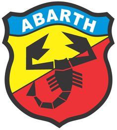 Abarth Logo, HD Png, Meaning, Information Fiat Cinquecento, Fiat Abarth, Car Badges, Car Logos, Auto Logos, Vintage Sports Cars, Vintage Racing, Abarth Logo, Car Symbols