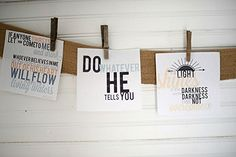 Love these prints for memorizing scripture!  Scripture Memorization for the Rest of Us: The Jesus Project