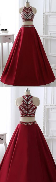 Burgundy Prom Dresses, Long Prom Dresses, Two Pieces Burgundy Long A-line Satin Beaded Pretty Prom Dresses WF01-488, Prom Dresses, Long Dresses, Burgundy dresses, Pretty Dresses, Burgundy Prom Dresses, Pretty Prom Dresses, Satin dresses, Beaded dresses, Dresses Prom, Prom Dresses Long, Beaded Prom Dresses, Prom Long Dresses Princess Prom Dresses, Prom Dresses Two Piece, Elegant Bridesmaid Dresses, Pretty Prom Dresses, A Line Prom Dresses, Cheap Prom Dresses, Homecoming Dresses, Long Dresses, Dresses Dresses