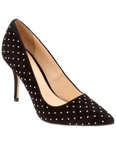 Spotted this Cole Haan Bradshaw Studded Suede Pump on Rue La La. Shop (quickly!).