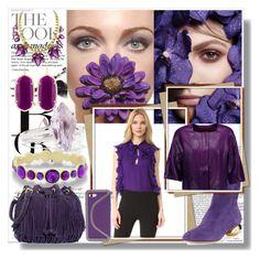 """Purple Patch!!"" by stylediva20 ❤ liked on Polyvore featuring Vanity Fair, November, Giambattista Valli, Alexis Bittar, Valentino, Kendra Scott, STELLA McCARTNEY, Rebecca Minkoff and Missoni"