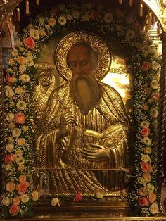 Byzantine Art, Orthodox Icons, Buddha, Religion, Statue, Painting, Female, Flowers, Saints