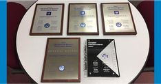 Our Filter Minder location is proud to have received the General Motors Supplier Quality Excellence Award. Only the top performing supplier manufacturing sites globally are eligible to receive this honor. This is Filter Minder's 5th consecutive award