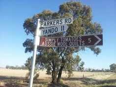 Look out for the sign 14.5km from town on the Boort-Kerang road