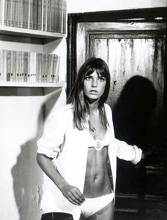 "Jane Birkin in ""La Piscine"""