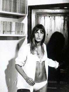 """Jane Birkin in """"La Piscine"""""""