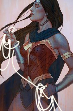 Courtesy of CBR and GameSpot (Newsarama is still in hiding), here are some more DC Rebirth variants covers. Including the first Wonder Woman variant cover