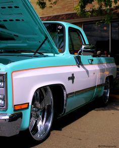 Bagged Trucks, Lowered Trucks, C10 Trucks, Pickup Trucks, Custom Chevy Trucks, C10 Chevy Truck, Chevy Pickups, Chevrolet Trucks, Chevrolet Silverado