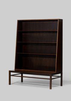 Kurt Olsen; Rosewood Bookcase