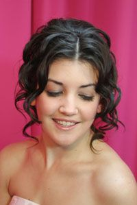 Bride Hair Like the sides