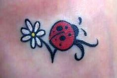 I want a tattoo of the daisy. I. Love. It. So. Much.