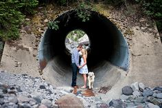 I Wanna Love You The Best That I Can :: {Mt. St. Helens Washington Engagement Photographer}