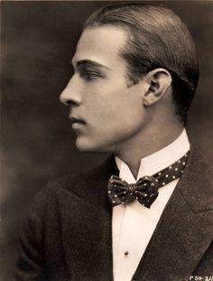 Silent Leading Man, Rudolph Valentino