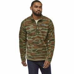 Camouflage, Circular Knitting Machine, Fleece Pullover, Patagonia Better Sweater, Knitting Wool, Cool Sweaters, Zip, Mens Tops, Shirts
