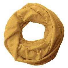 TODDLER Infinity Scarf, Mustard yellow Baby Scarf, 1-6 years old kids... (32 PLN) ❤ liked on Polyvore featuring kids