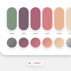 Really lovely brown to pink color palette. Palettes Color, Flat Color Palette, Colour Pallette, Colour Schemes, Color Combinations, Palette Pastel, Web Design, Color Swatches, Grafik Design