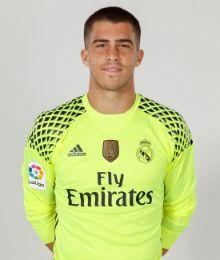 RUBÉN YÁÑEZ Goalkeeper